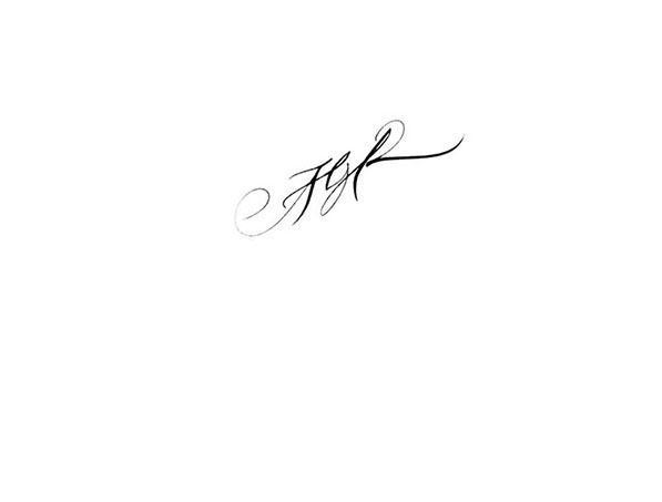Tatouage Initiales Www Picswe Com