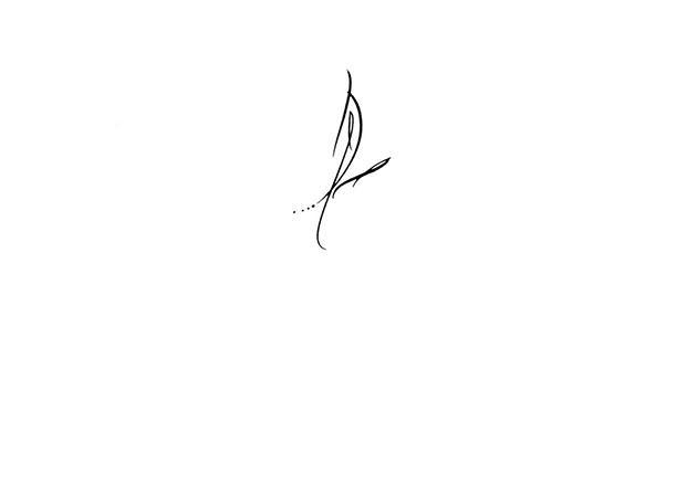 Calligraphe Invitation Paris Tatuaje Letre R Corazon Tatuajes Para