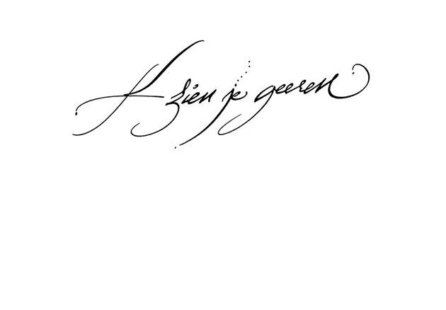 Top CALLIGRAPHIE MODE PARIS, CALLIGRAPHE PARISIEN : tatouage phrase JA03