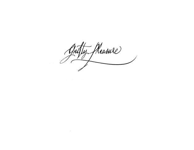 Préférence CALLIGRAPHIE POUR TATOUAGES PARIS : calligraphie tatouage texte ZN81