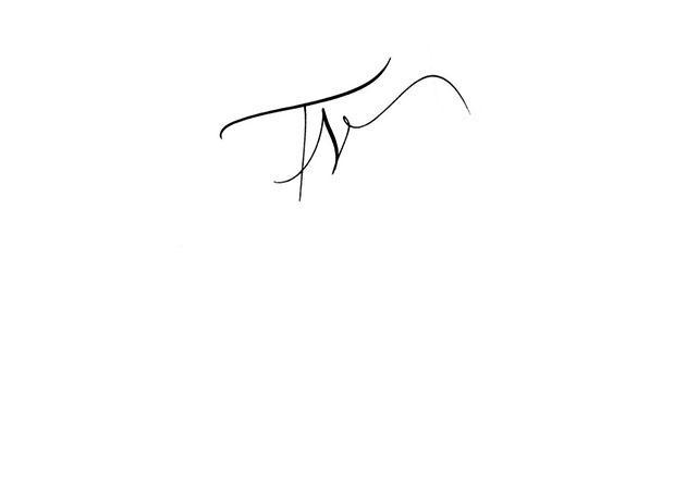 Calligraphie Originale Calligraphe Paris Tatouage Initiales Tn